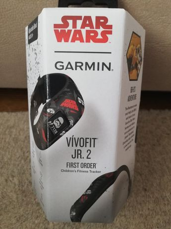 Opaska smartband GARMIN vivofit jr. 2 STAR WARS