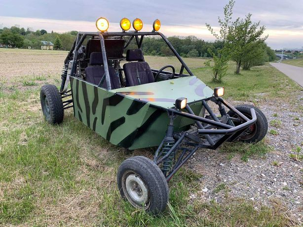 (Z) Buggy ST4 2.0 benz 115KM zamiana na terenówkę