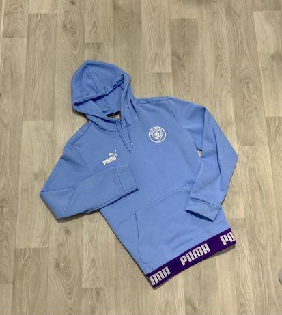 Худи Puma Manchester City fleece (Манчестер Сити)