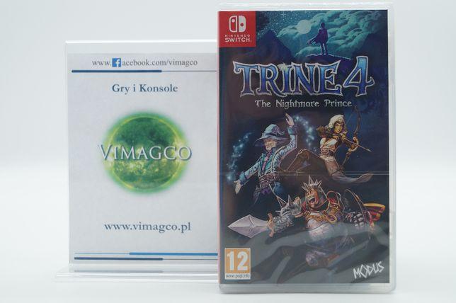 Nintendo SWITCH Trine 4 The Nightmare Prince Sklep VIMAGCO