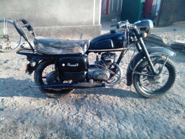 Мотоцикл восход 2.