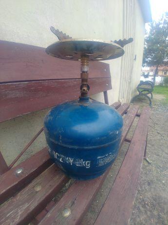 Butla gazowa 2kg z palnikiem