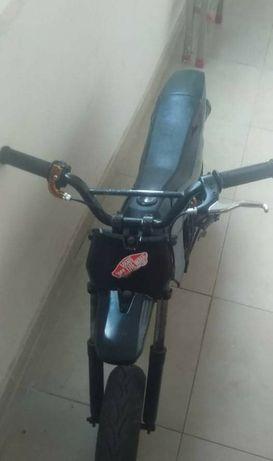 Vendo ou troco Mini mota 50cc