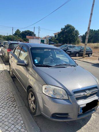 vendo Chevrolet Aveo 2006 com 119 mil km