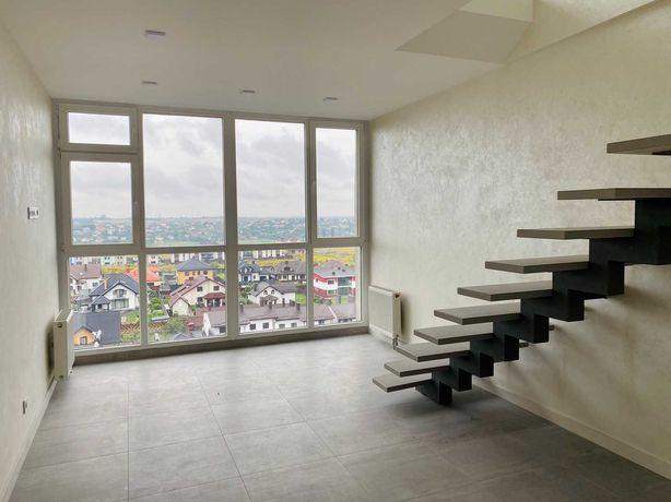 Продам 2-рівневу квартиру з гарним плануванням та чудовим виглядом IM