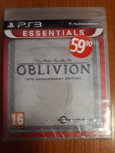 Gra PS3 Oblivion