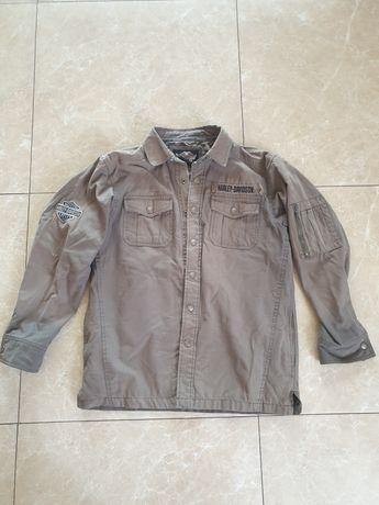 Куртка(рубашка) Harley Davidson весна-осінь
