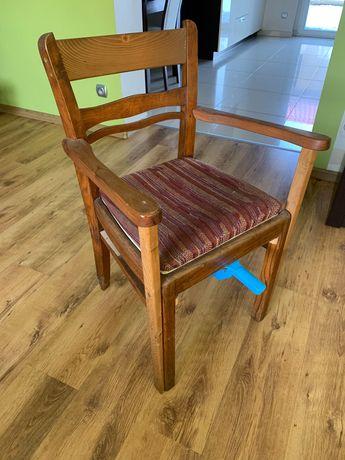 Krzesło z basenem dla osoby starszej