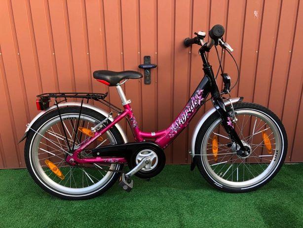 Rower dzieciecy Puky model Skyride 20 alu dynamo