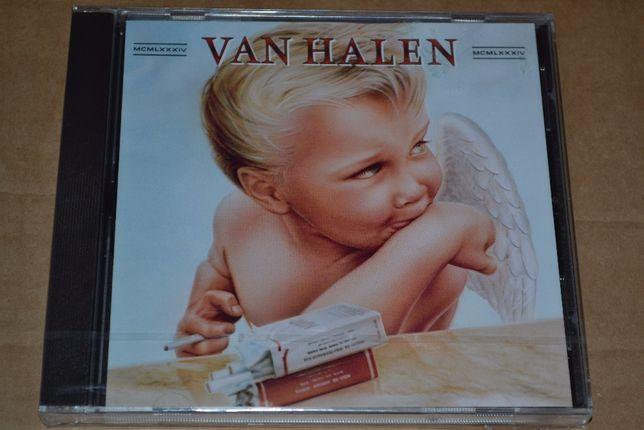 Van Halen «1984»-1984 Фирменный, Запечатанный!