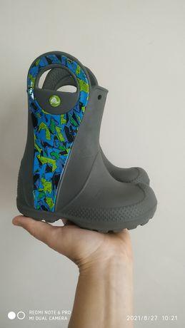 Резинові чобітки Crocs