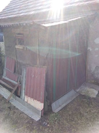 Mały barak/domek