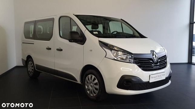 Renault trafic  Trafic Passenger  9-osobowy Pack Clim 125KM