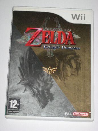 The Legend of Zelda Twilight Princess bdb Wii 3xA