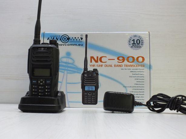 **Dwuzakresowa radiostacja ręczna NC-900 Lombard Stówka**