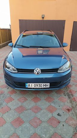 Volkswagen golf7 sportwagen