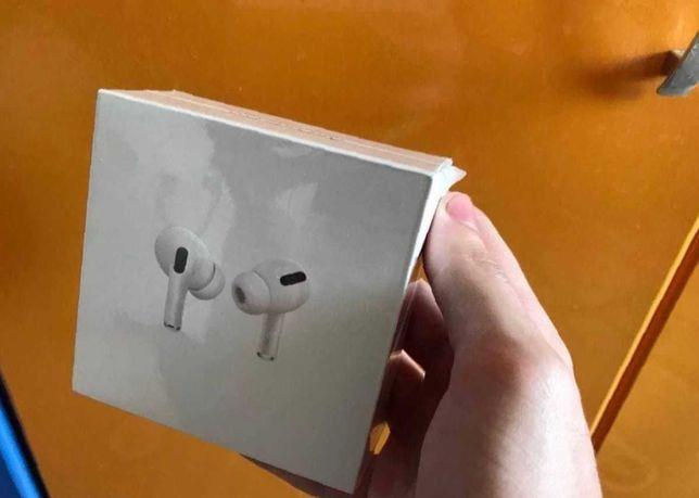 apple airpods pro новые наушники запакованные apple