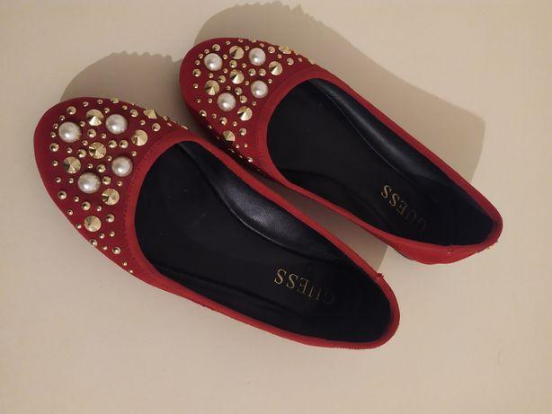 Guess gucci оригінал балетки лодочки туфлі
