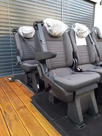 Fotele do busa fotel do busa campera zabudowa brygadówka Ford Custom