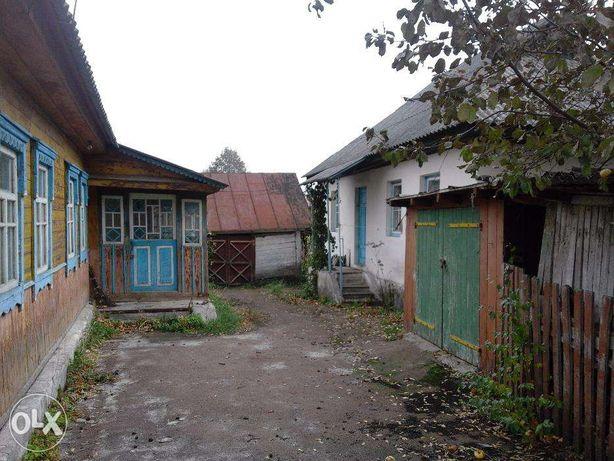Дом в с.Бегунь, 37км от г.Овруч