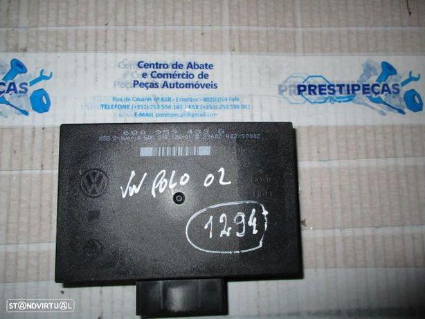 Modulo 6Q0959433G VW / POLO / 2002 / VIDROS /