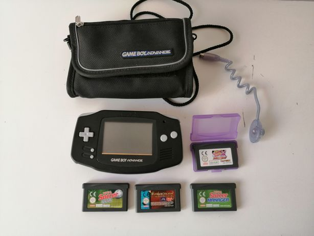 Nintendo GameBoy advance komplet.