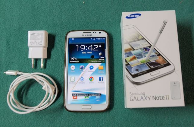 Samsung Galaxy Note 2 FullHD Video QuadCore 5'5