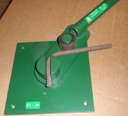 Арматурогиб Станок для гибки арматуры ручной Гибочныи для гнуття АГ-12