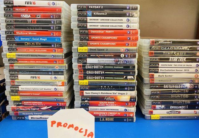 Gry na Playstation 3 ps3 /Duży wybór! Promocja! *Sklep Bytom