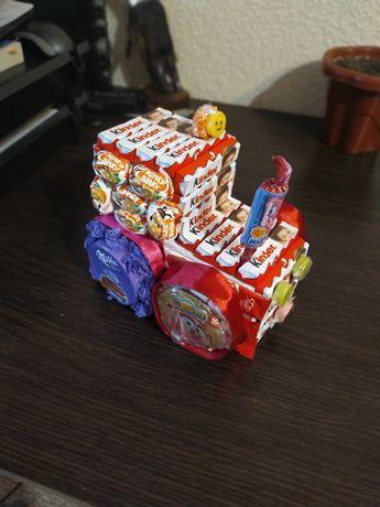 Подарунки із солодощів