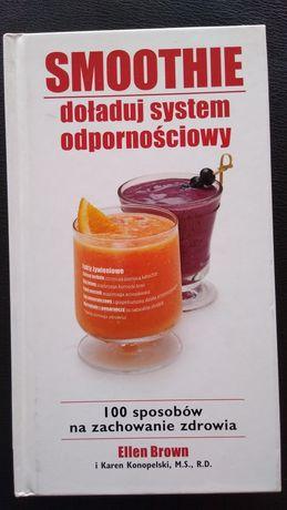 Koktajle,smoothie książka z przepisami