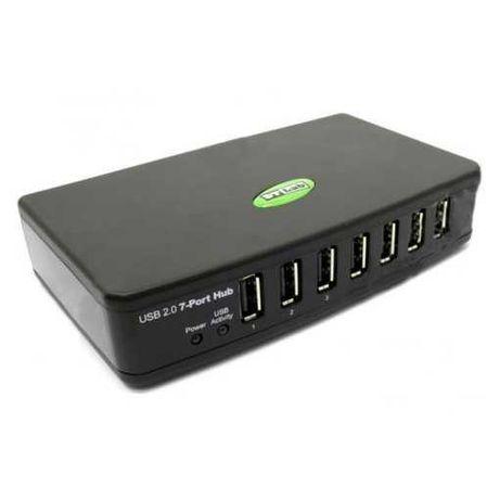 USB 2.0 Хаб STLab U-340 на 7 портов