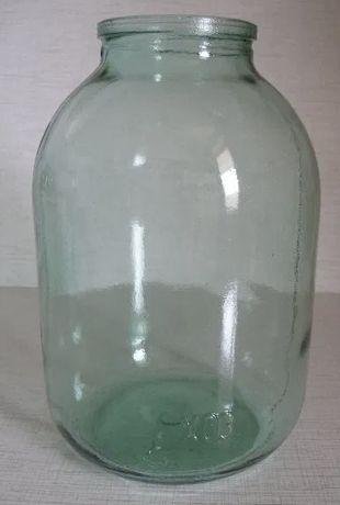 Банка бутыль 3л
