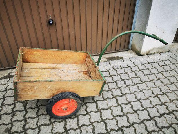 Wózek przyczepka do roweru z Niemiec