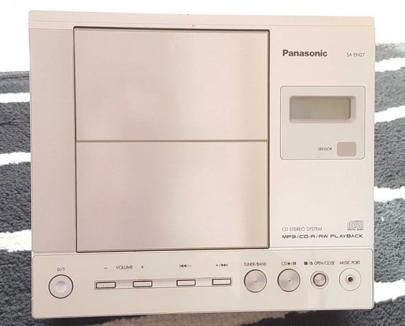 Mini wieża Panasonic sa en27