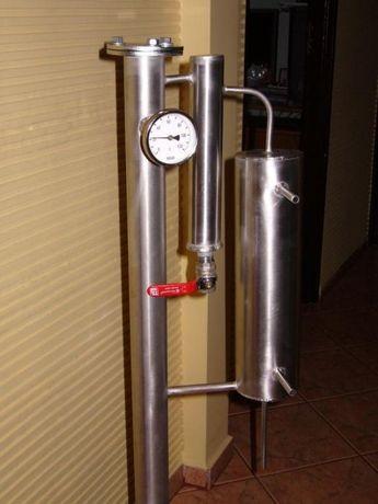 Destylator kompletna aparatura do bimbru z kegiem lub nez