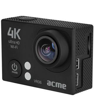 Câmara desportiva ACME VR06 4K com WiFi (NOVA em Caixa)