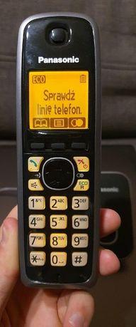 Panasonic telefon stacjonarny bezprzewodowy KX-TG6611