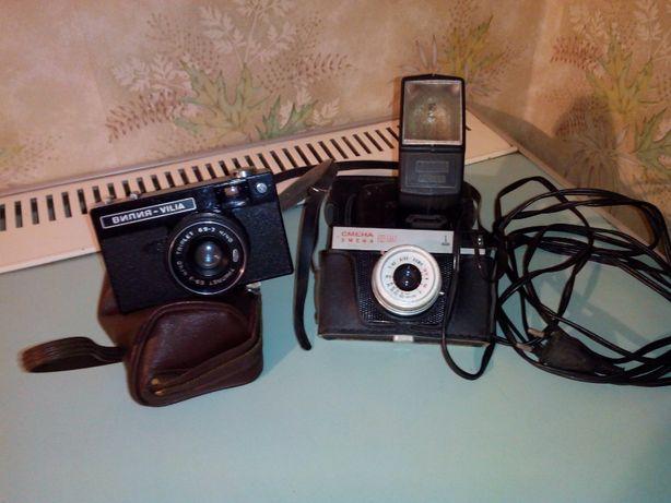 Фотоапарати для усієі родини + ФОТОСПАЛАХ єлектроний