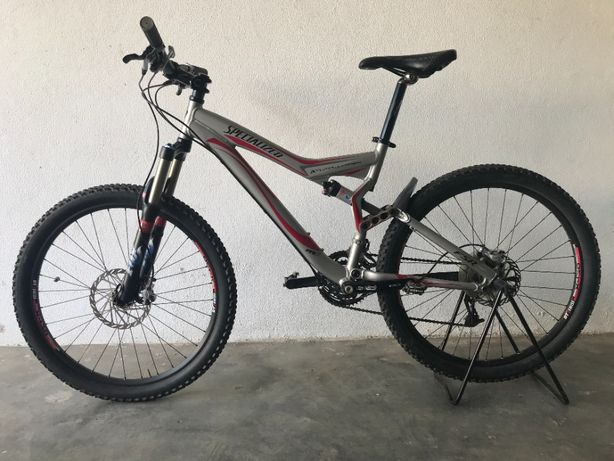 Bicicleta Specialized Stumpjumper FRS COMP