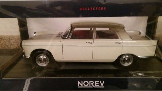 NOREV Peugeot 404 новая модель 1:18 (1/18)