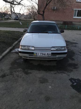 Mazda 626 GD 1987 2.0 бензин