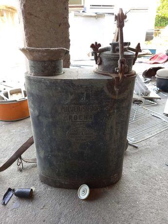 Pulverizador Rocha - Maquina de Sulfatar