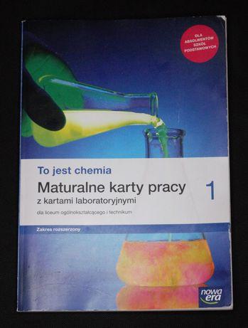 To jest chemia. Maturalne karty pracy 1