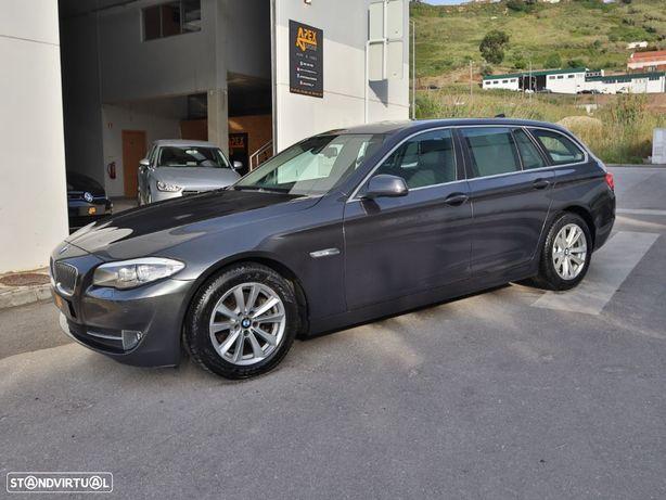 BMW 520 d 130g
