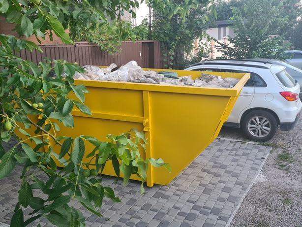 Вывоз мусора Съёмными контейнерами накопителями . Работаем с НДС.