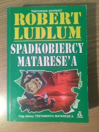 Robert Ludlum - Spadkobiercy Matarese'a