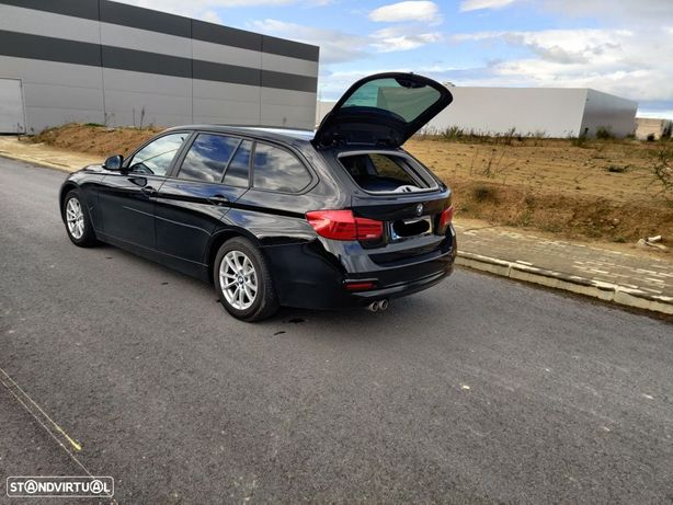 BMW 320 d Touring Advantage