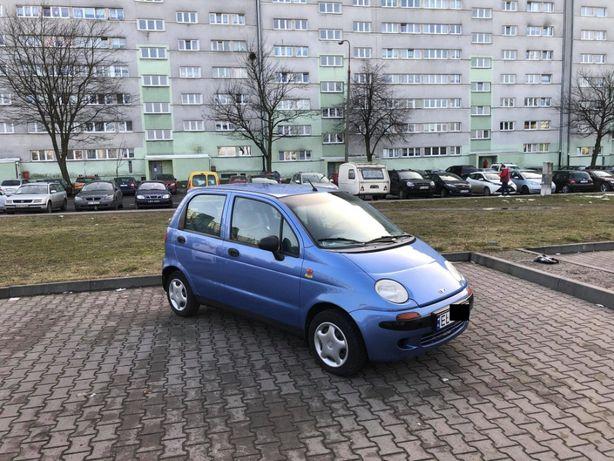 Matiz 2003r. 0.8i 51KM El.szyby Wspomaganie Salon Polska 117 tys km.