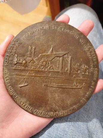 Medal okolicznościowy niemiecki